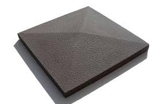 Колпак столба бетонный