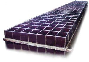 Форма для производства пеноблоков из фанеры