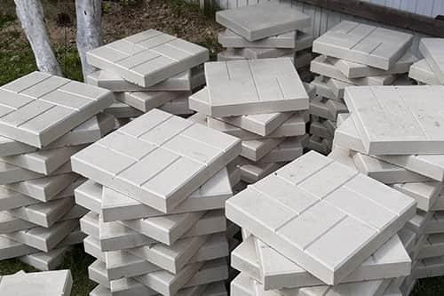 Тротуарная плитка в Лихославле